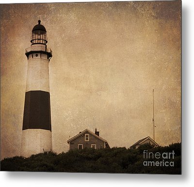 Your Night Light Metal Print by A New Focus Photography