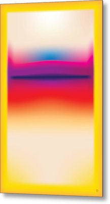 After Rothko 5 Metal Print by Gary Grayson