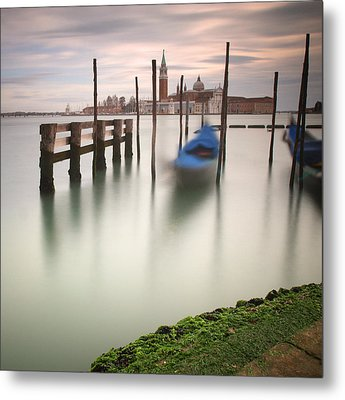 Venetian Dream Metal Print by Nina Papiorek