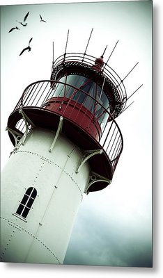 Lighthouse Metal Print by Joana Kruse