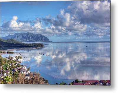 Another Kaneohe Morning Metal Print by Dan McManus