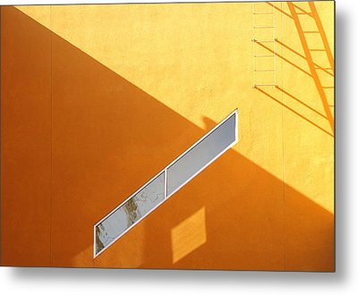 Architecture Study 8 Metal Print by Dale Hart