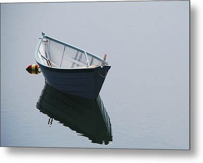 Blue Dory Metal Print by Lee Yeomans