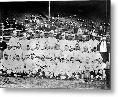 Boston Red Sox, 1916 Metal Print by Granger