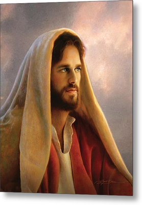 Bread Of Life Metal Print by Greg Olsen