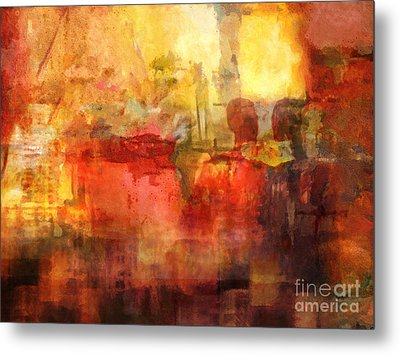 Come Together Metal Print by Lutz Baar