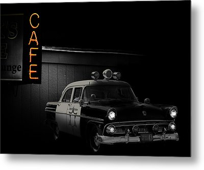 Coppers Metal Print by Bill Dutting
