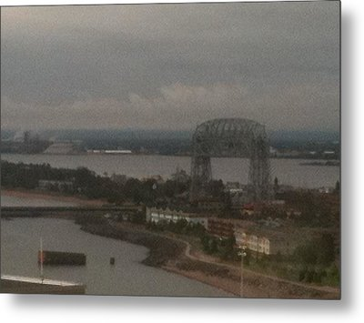 Duluth Mn Metal Print by Ana  Conway