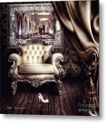 Fairytale Metal Print by Mo T