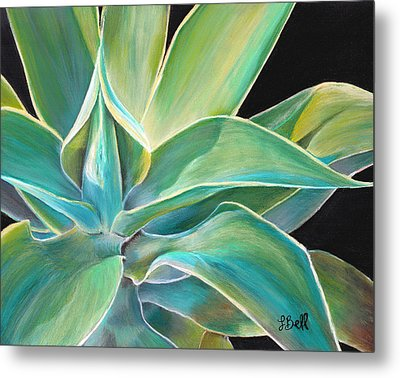 Foregone Conclusion Metal Print by Laura Bell