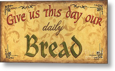 Give Us This Day Metal Print by Debbie DeWitt