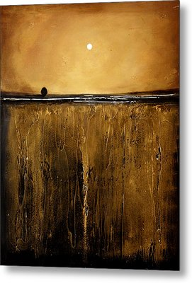 Golden Inspirations Metal Print by Toni Grote