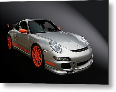 Gt3 Rs Metal Print by Bill Dutting