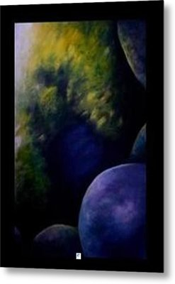 Journey 2 Metal Print by Carol Rashawnna Williams