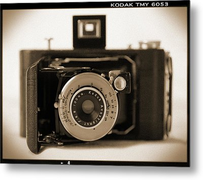 Kodak Diomatic Metal Print by Mike McGlothlen