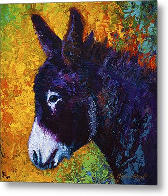 Little Sparky Metal Print by Marion Rose