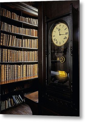 Marshs Library, Dublin City, Ireland Metal Print by The Irish Image Collection