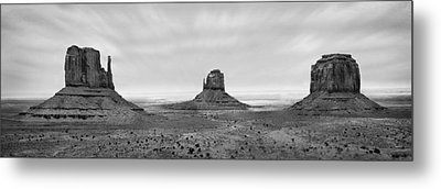 Monument Valley Metal Print by Mike McGlothlen