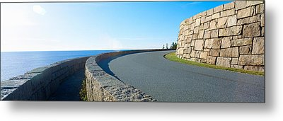 Morning, Acadia National Park, Maine Metal Print by Panoramic Images