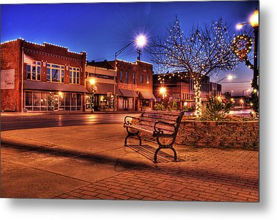 My Hometown Metal Print by Tamyra Ayles