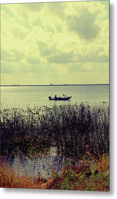 On A Sunny Sunday Afternoon Metal Print by Susanne Van Hulst