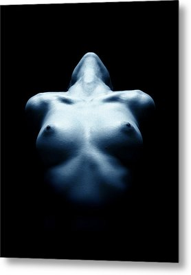 Passion Metal Print by Tim Booth