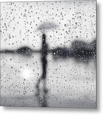 Rainy Day Metal Print by Setsiri Silapasuwanchai