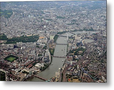 River Thames Metal Print by Graham Taylor
