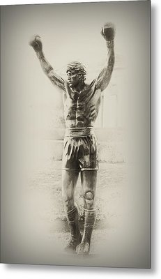 Rocky Metal Print by Bill Cannon