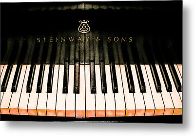 Shine Metal Print by Colleen Kammerer