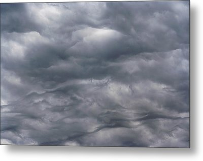 Sky Before Rain Metal Print by Michal Boubin