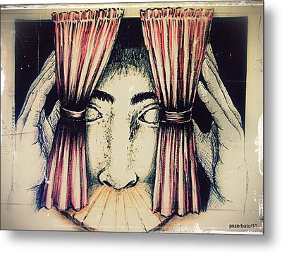 Stage Of Life Metal Print by Paulo Zerbato