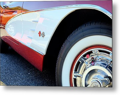 The American Classic Metal Print by JC Findley