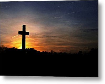 The Heavens Declare The Glory Of God Metal Print by Benanne Stiens