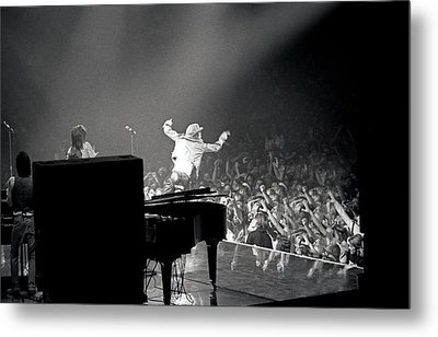 The Rolling Stones Metal Print by Mike Norton