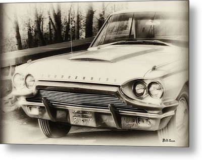 Thunderbird Dreams Metal Print by Bill Cannon