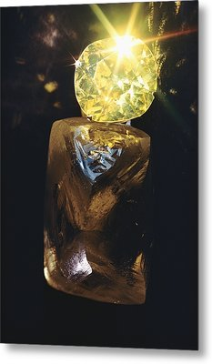 Untitled Metal Print by Victor R. Boswell, Jr