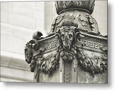 Upper Terrace Metal Print by JAMART Photography
