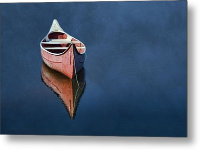 Well Anchored Metal Print by Robin-lee Vieira