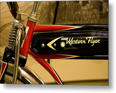 Western Flyer Metal Print by Michael Friedman
