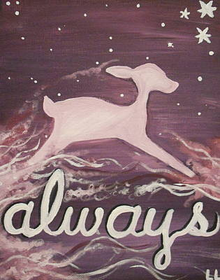 After All This Time Print by Lisa Leeman