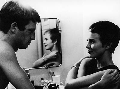 Film: Breathless, 1960 Print by Granger