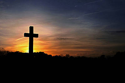 Christian Verse Photograph - The Heavens Declare The Glory Of God by Benanne Stiens