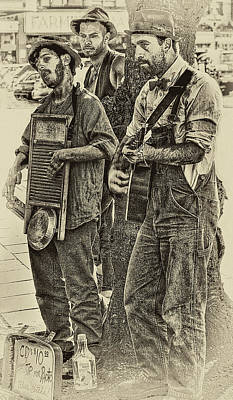 Washboards Photograph - Washboard Symphony by David Patterson