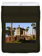 The Old City Gates Duvet Cover by David Lee Thompson