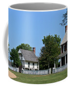 Clover Hill Tavern Appomattox Court House Virginia Coffee Mug by Teresa Mucha