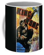 King Kong Poster, 1933 Coffee Mug by Granger