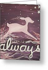 After All This Time Greeting Card by Lisa Leeman