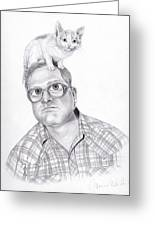 Bubbles Greeting Card by Jamie Warkentin