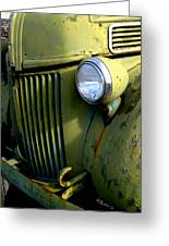 Fasten Your Seat Belts Greeting Card by Sandy Rubini